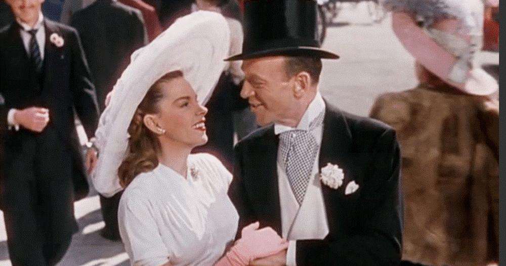 Judy Garland Easter bonnett