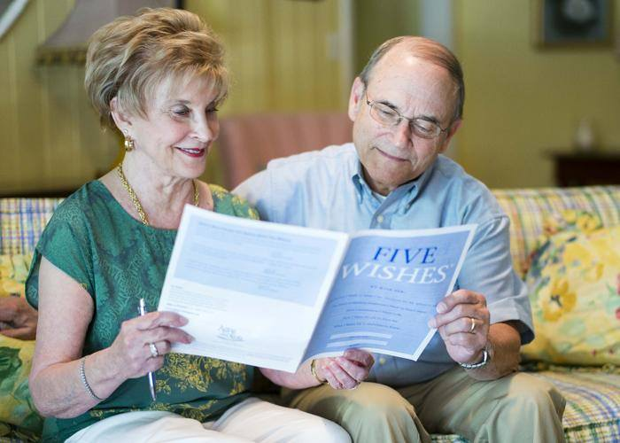 Planning your advance directives
