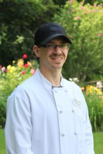 Andrew Day, Food Services Manager