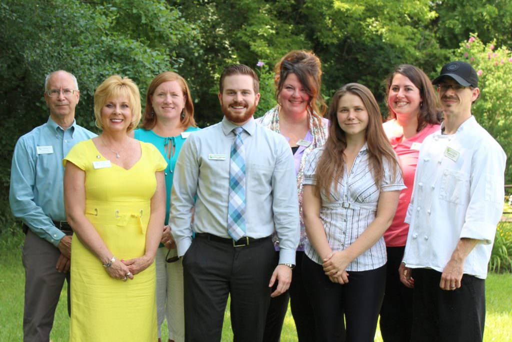 Ashton Place Staff Members